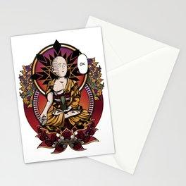Saitama Zen Stationery Cards