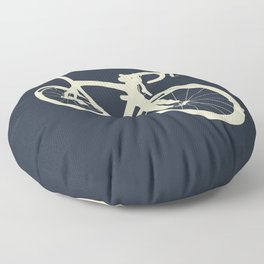 Bicycle - bike - cycling Floor Pillow