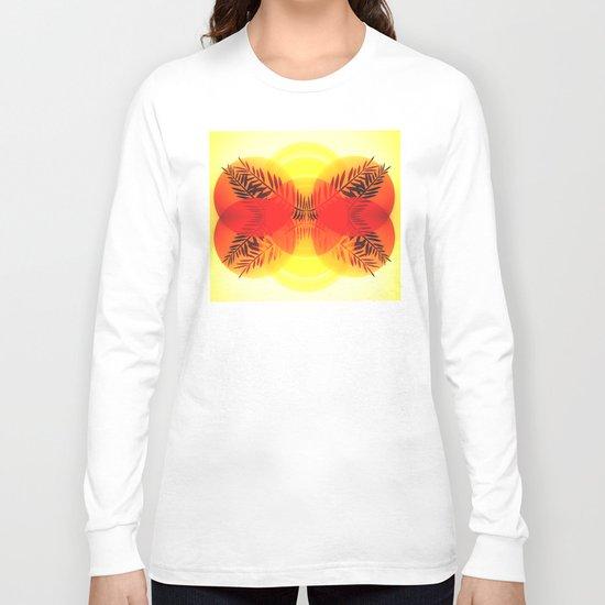 NEVER HIDE THE SUN Long Sleeve T-shirt
