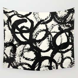 Tribal Dance Wall Tapestry