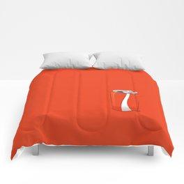 Simple Coke Comforters