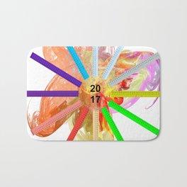 Kalender 2017 Ars Infinity Bath Mat