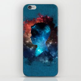 Brain Space iPhone Skin