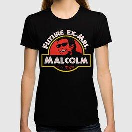 Future Ex Mrs Malcolm T-shirt