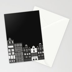 houses Stationery Cards