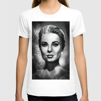 grace T-shirts featuring Grace by Lily Fitch
