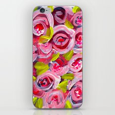 Roses on Roses on Roses iPhone & iPod Skin