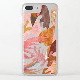 Aquatica Clear iPhone Case