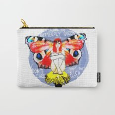 The Butterfly Queen Carry-All Pouch