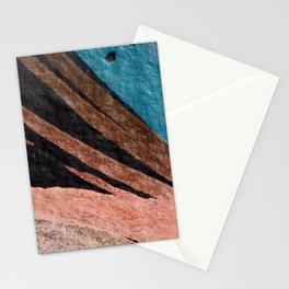 Dark Grace [2]: an abstract watercolor by Alyssa Hamilton Art Stationery Cards