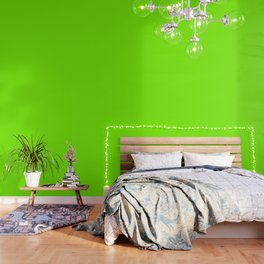 Lawn Green Wallpaper