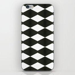 Holes pattern iPhone Skin