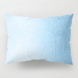 Blue Raspberry Shimmer Pillow Sham