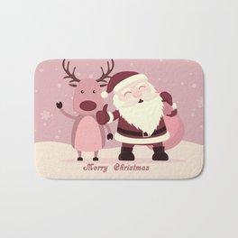 Santa Claus Bath Mat