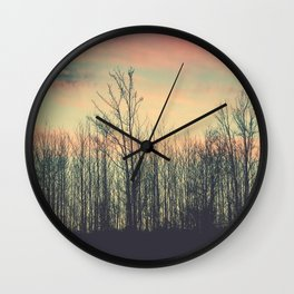 Even If It's In My Dreams Wall Clock