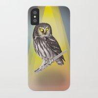 noir iPhone & iPod Cases featuring Noir by Beto Shibata