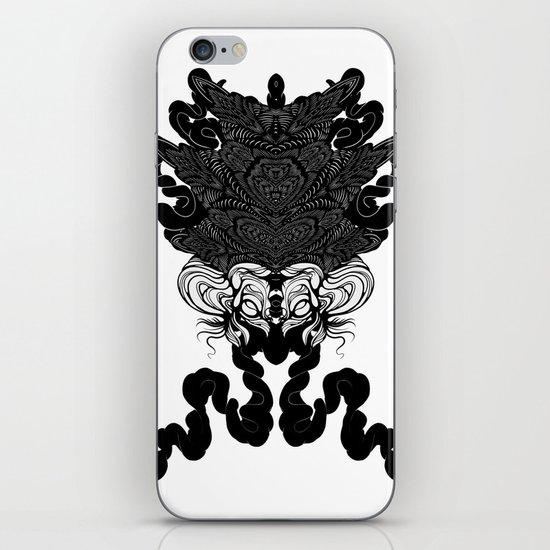 Bride of Cthulhu iPhone & iPod Skin