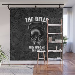 The Bells They Made This Way Wall Mural