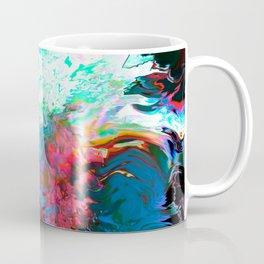 Athēnaḯs (Abstract 41) Coffee Mug
