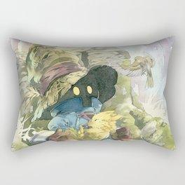 Vivi Acuarel Rectangular Pillow