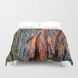 Bark Texture 22 Duvet Cover