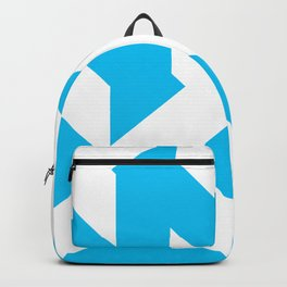 Funky Shapes Backpack