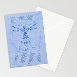 Proportions of Cyberman Stationery Cards