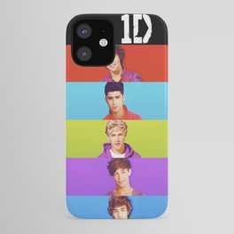 One Direction - Harry Styles, Louis Tomlinson, Niall Horan, Liam Payne & Zayn Malik iPhone Case
