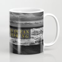 grace Mugs featuring Grace by Efty