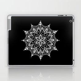 Cosmos Doily Laptop & iPad Skin