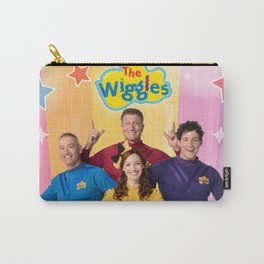 the wiggles party time Carry-All Pouch