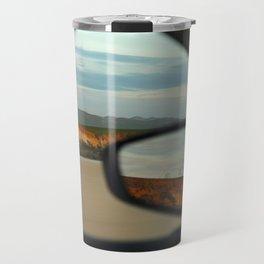 Mountains and Mirrors Travel Mug