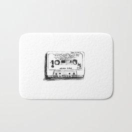 90's Series Cassette Tape #4 Bath Mat
