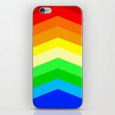 Shades of a Rainbow iPhone & iPod Skin