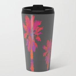 Vibrant Palmtrees No.2 Travel Mug