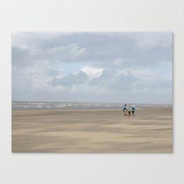 Noordwijk Beach  Canvas Print