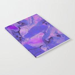 Waves Of Pleasure Notebook