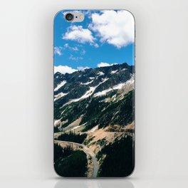 Cascade Mountains iPhone Skin