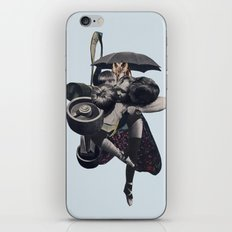 Wrap us in a blanket of nightshade iPhone & iPod Skin