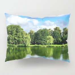 Clear & Blurry  Pillow Sham