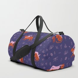 Night safari Duffle Bag