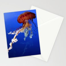 Jellyfish 2 Stationery Cards