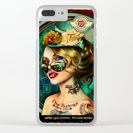 THE NEW BURLESQUE - 2 Clear iPhone Case