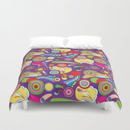 Happy Day Duvet Cover