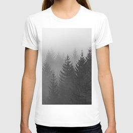 Oh Foggy Days  T-shirt