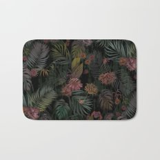 Tropical Iridescence Bath Mat
