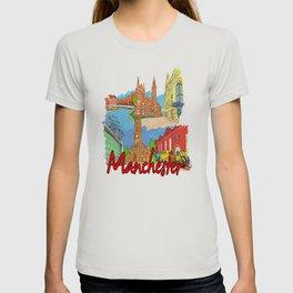 Manchester UK T-shirt