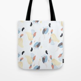 downy flake Tote Bag
