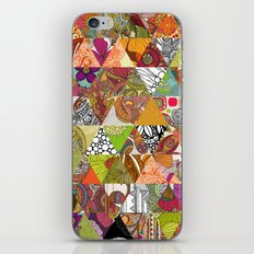 Like a Quilt iPhone Skin
