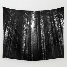 Norwegian woods - Bergen, Hordaland Wall Tapestry